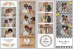 fotobudka na wesele wydruki